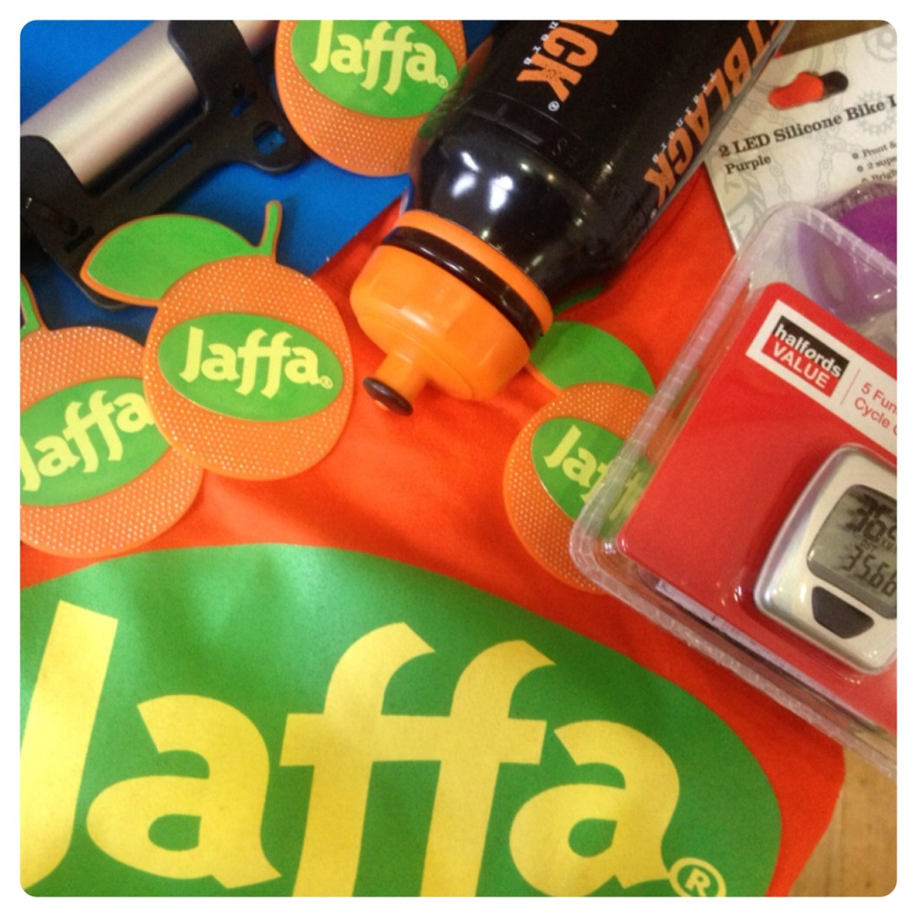 Jaffa Fruit Cycling Kit