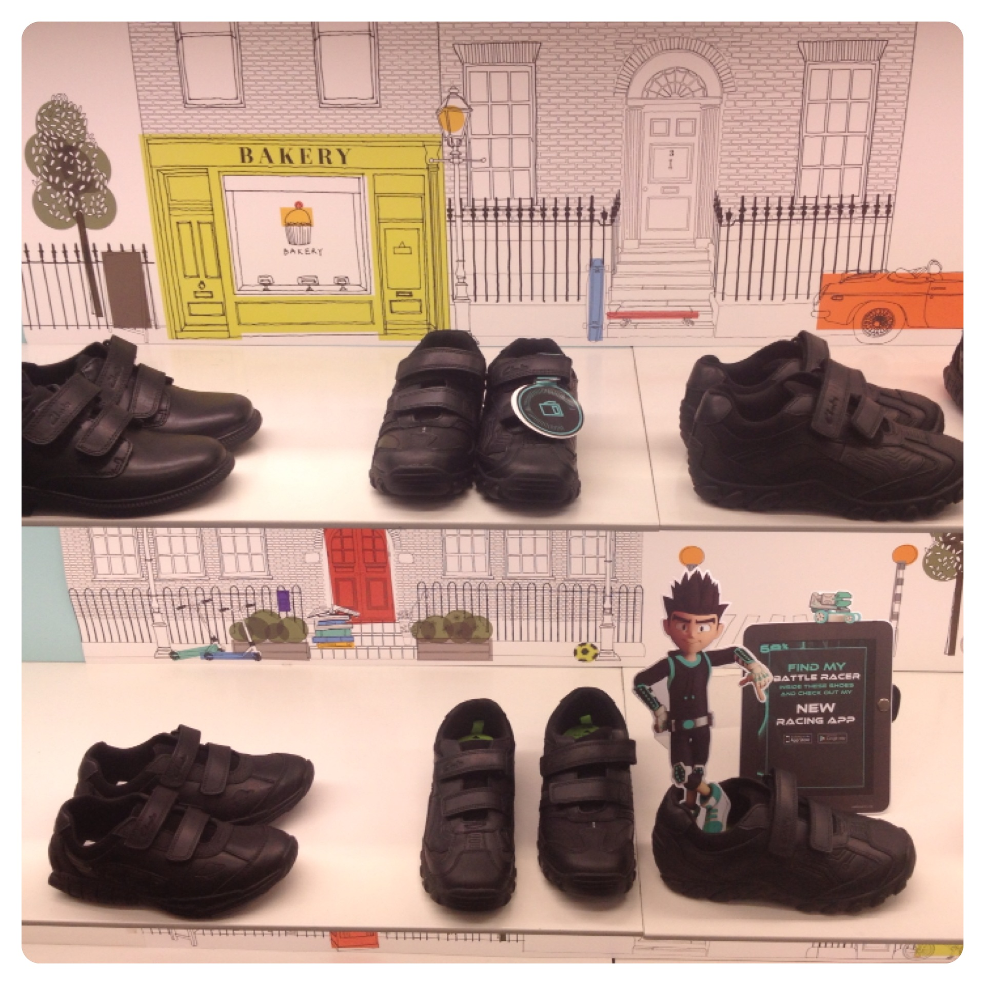 86fb20140922ab Back to School with Clarks Shoes – Lilinha Angel s World – UK Food ...