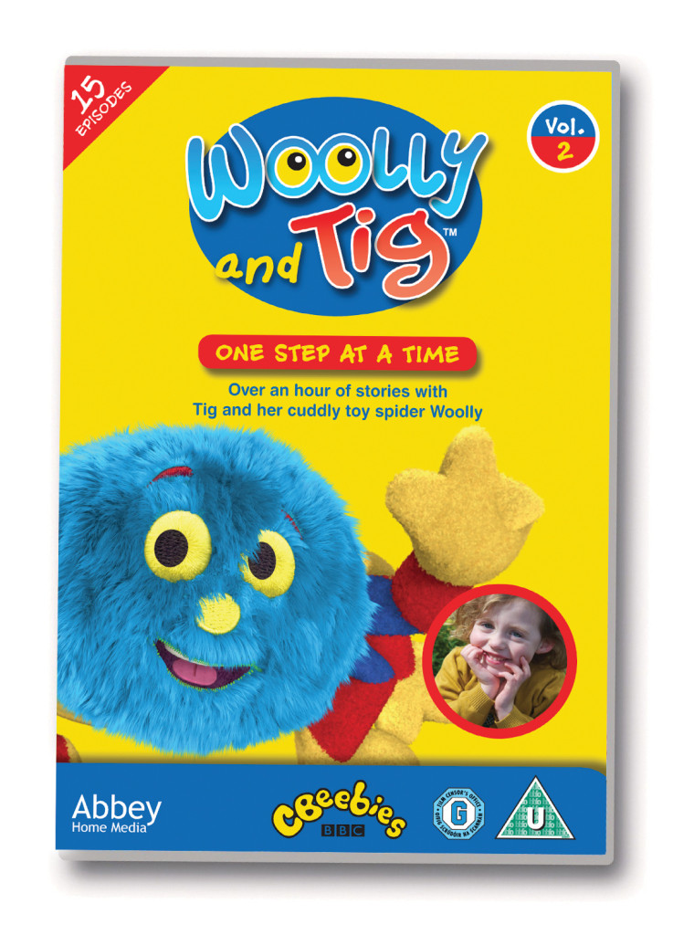Woolly and Tig: One Step at a Time