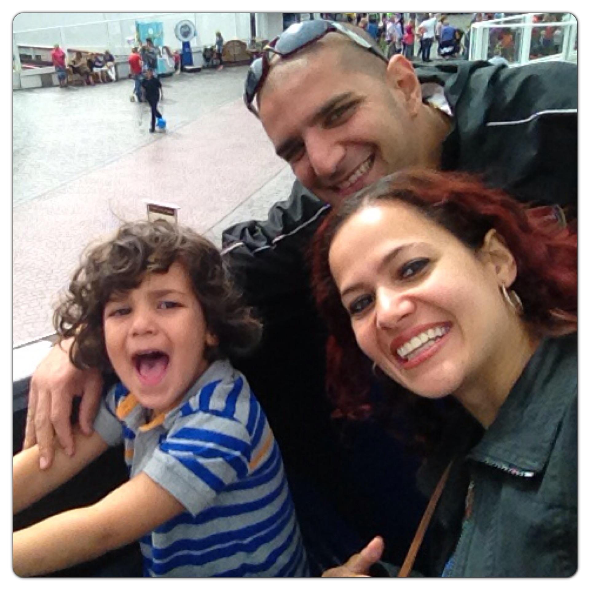 Family Fun in Blackpool