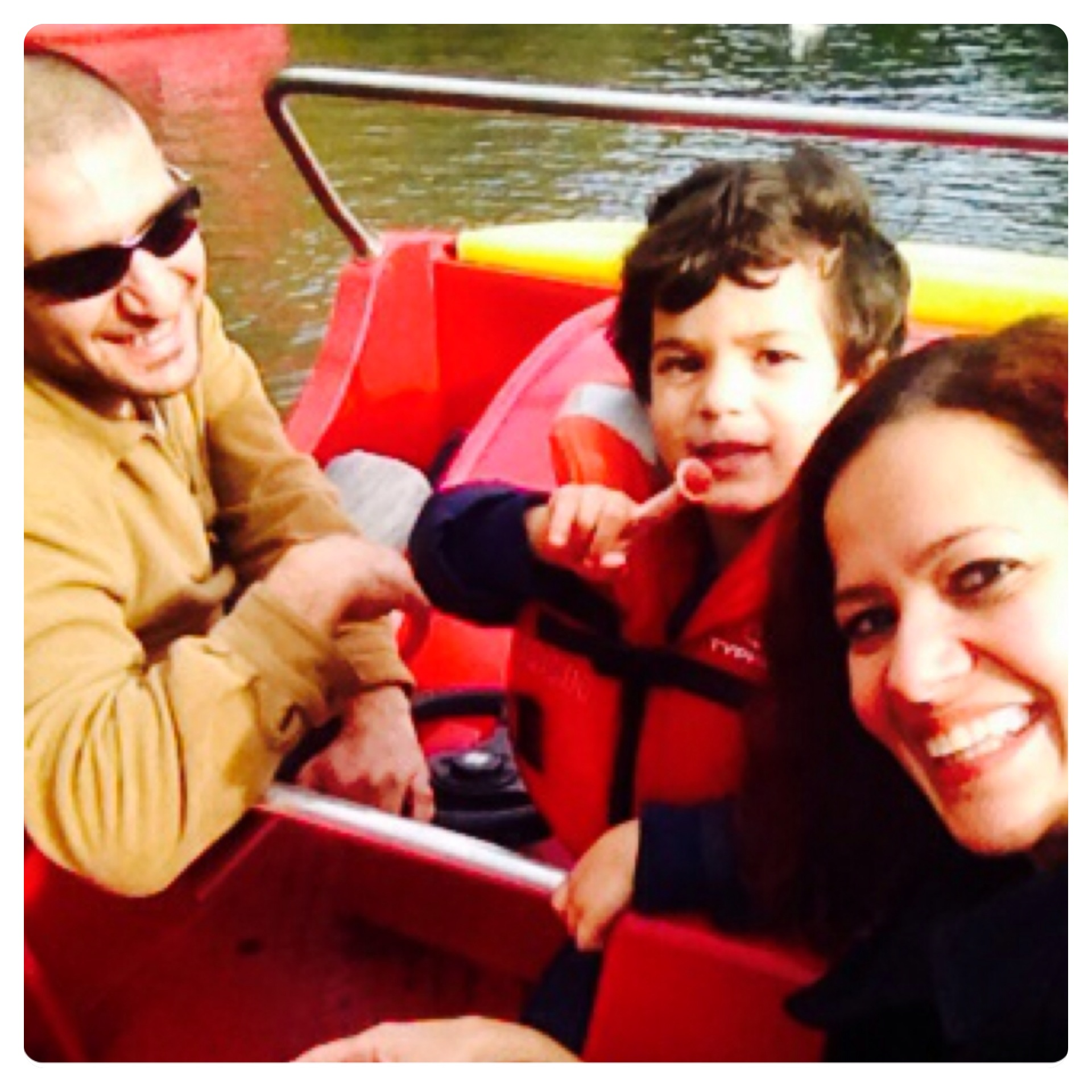 Pedalling Family Fun Day at the Lake