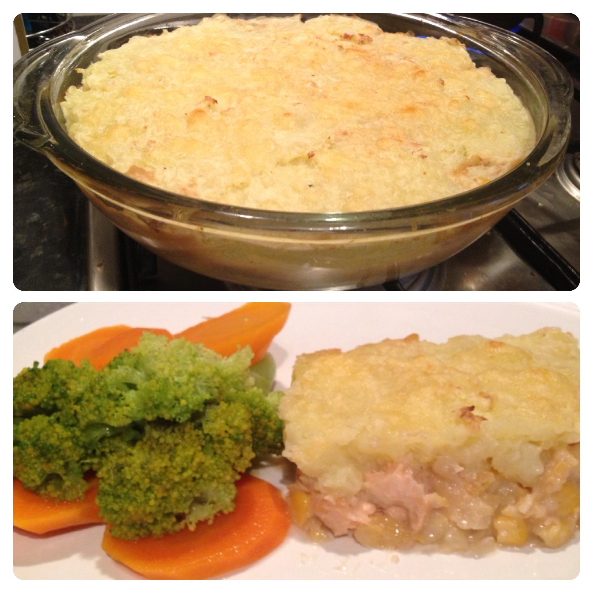 Fisherman's Pie Recipe with Maris Piper Potato