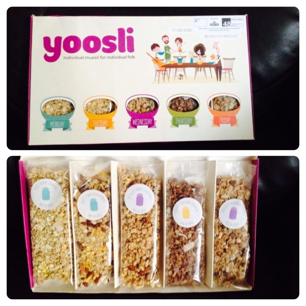 Yoosli Breakfast Box