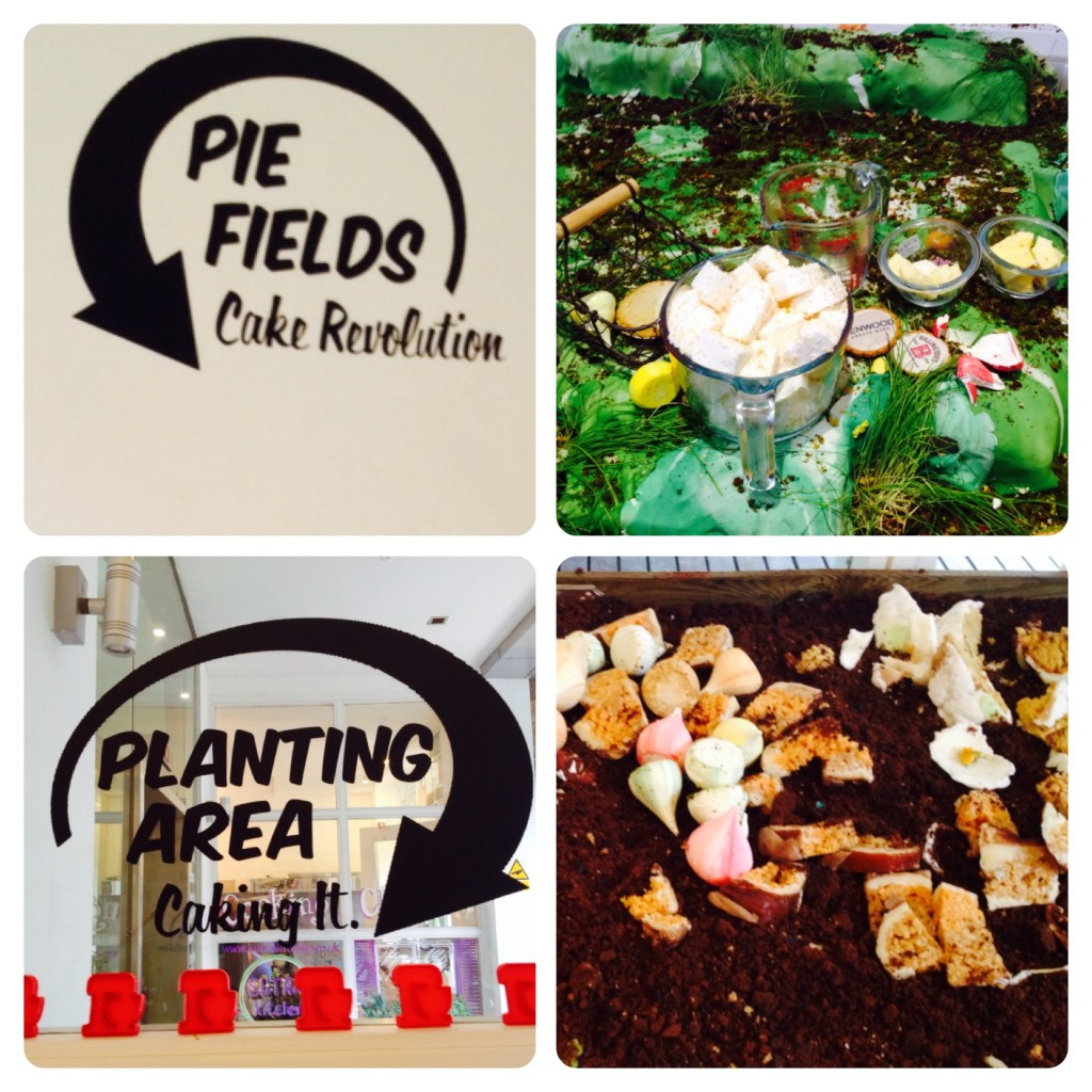 Baketopia: Pie Fields and Planting Area