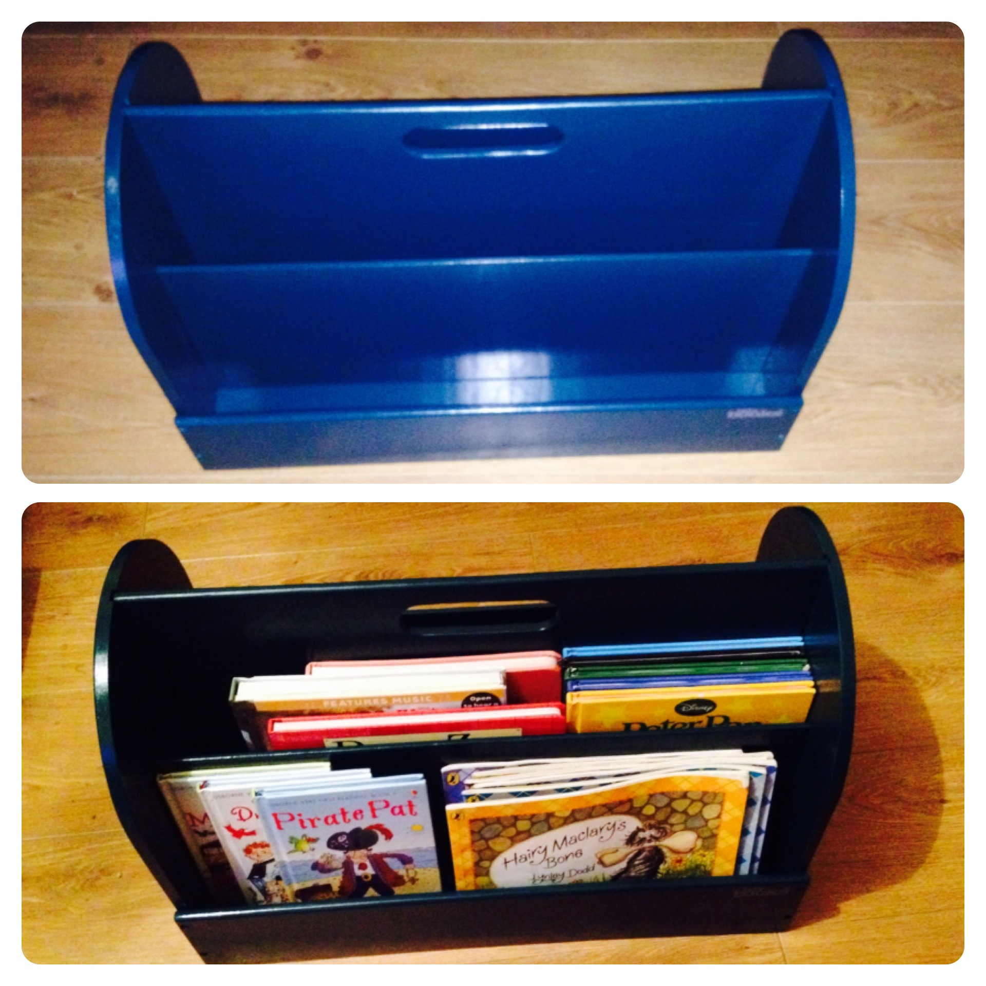 Tidy Books Box