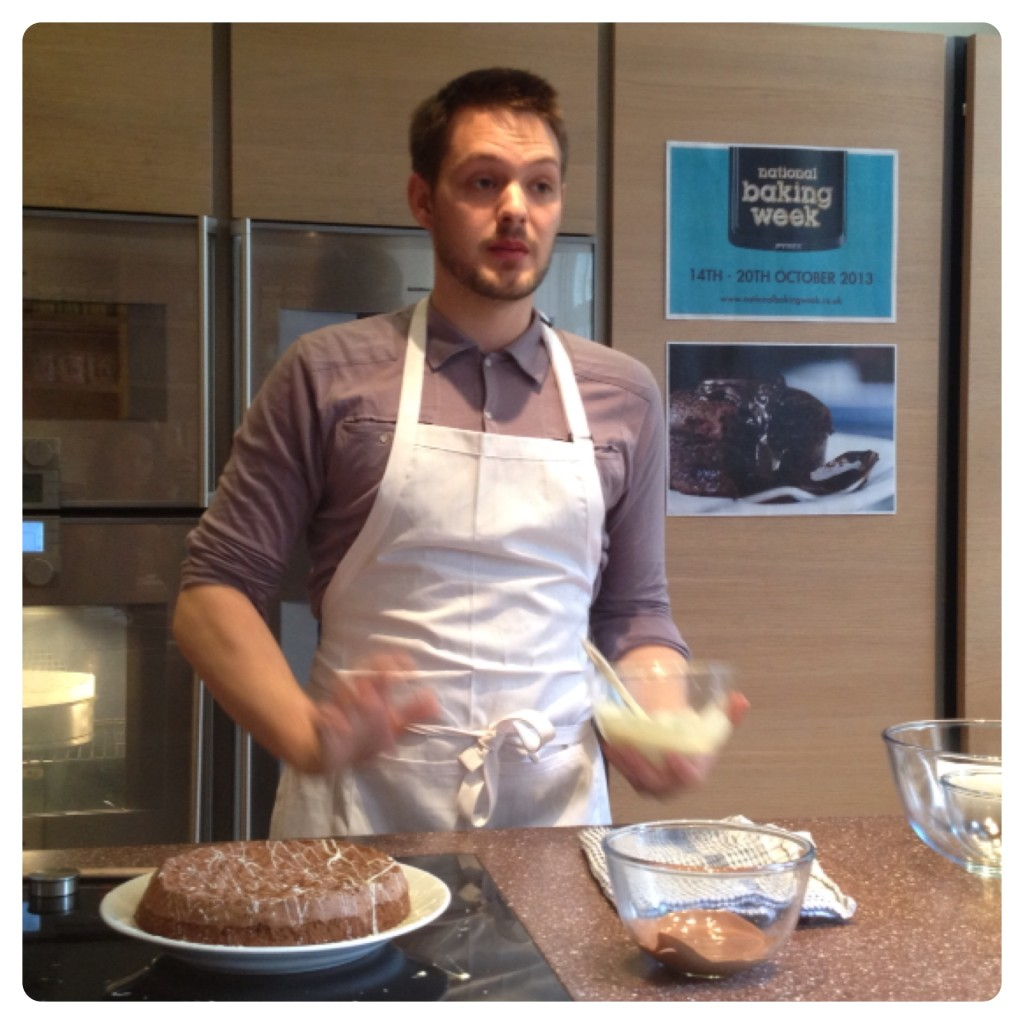 Baking Masterclass with John Whaite