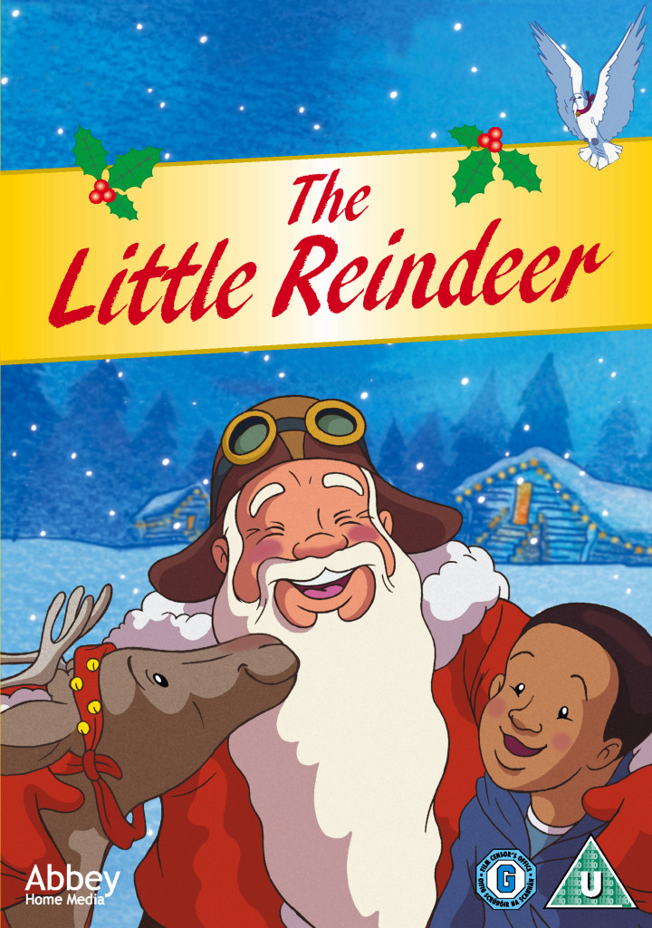 Little Reindeer DVD