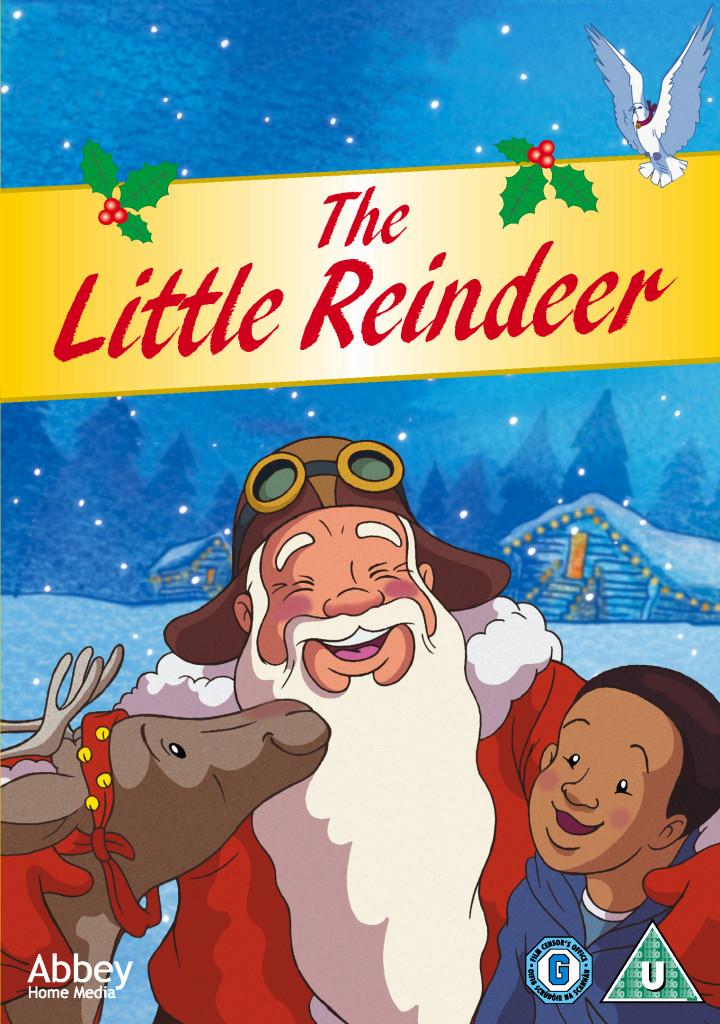 Little Reindeer DVD