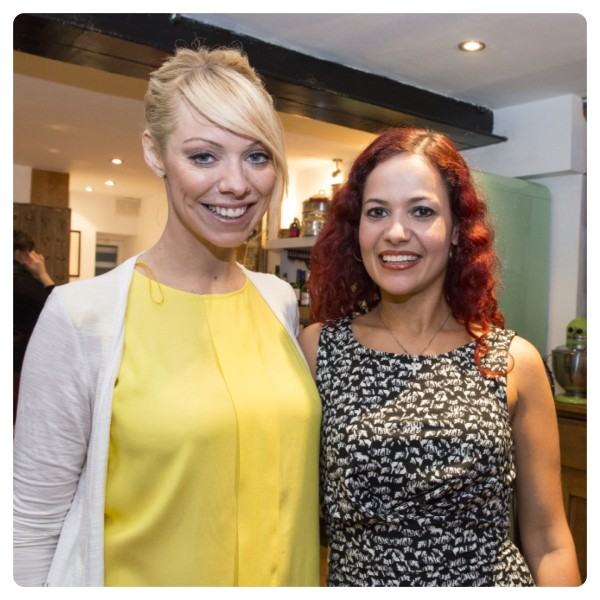 Cookery Demonstration with Liz McClarnon