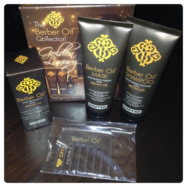 Osmo Golden Luxury Gift Pack