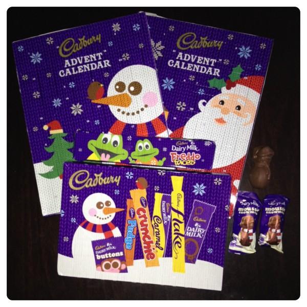 Cadbury Festive Collection
