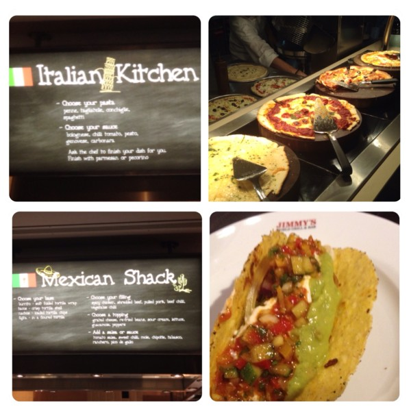 Italian Kitchen and Mexican Shack