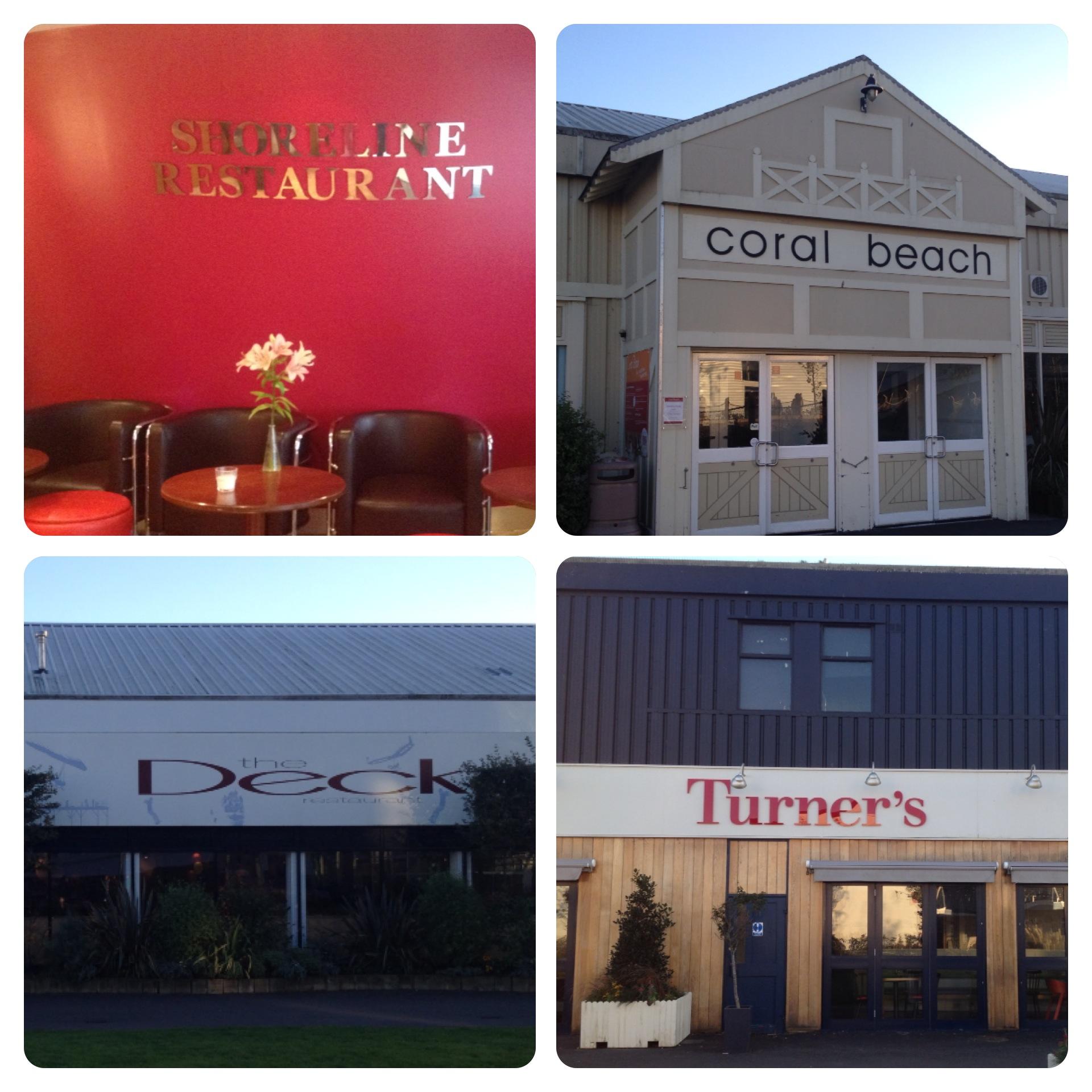 Restaurants at Bognor Regis