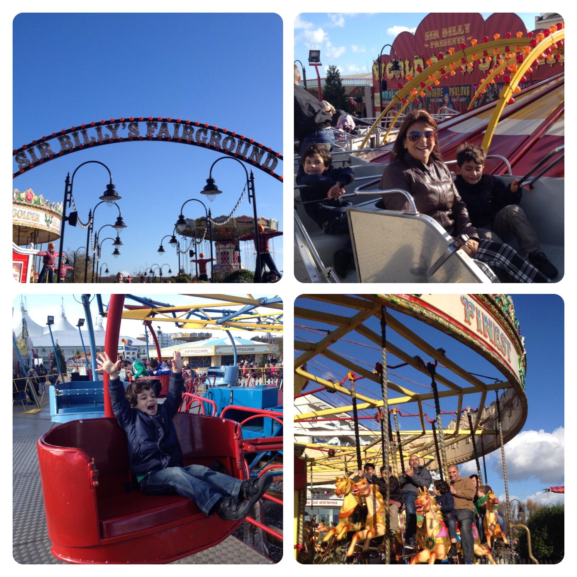 Sir Billy's Fairground