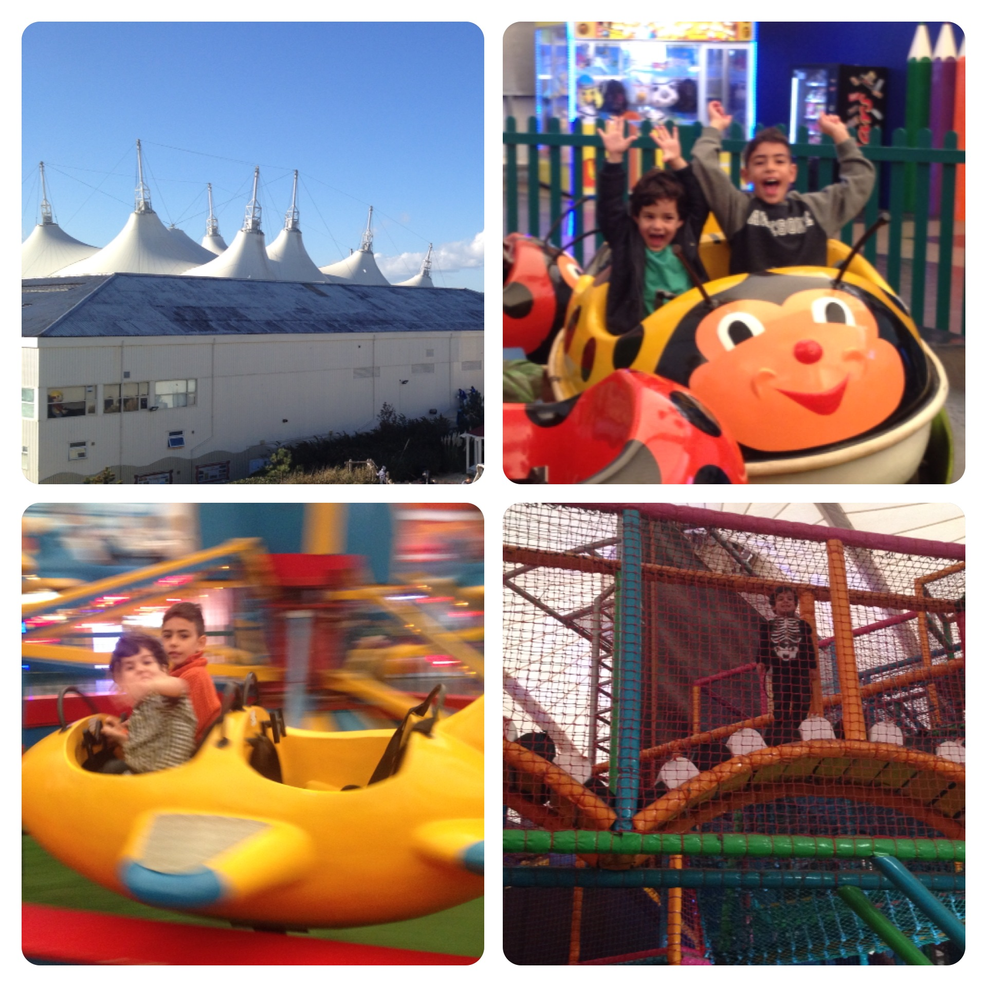 Skyline Pavillion Rides and Soft Play