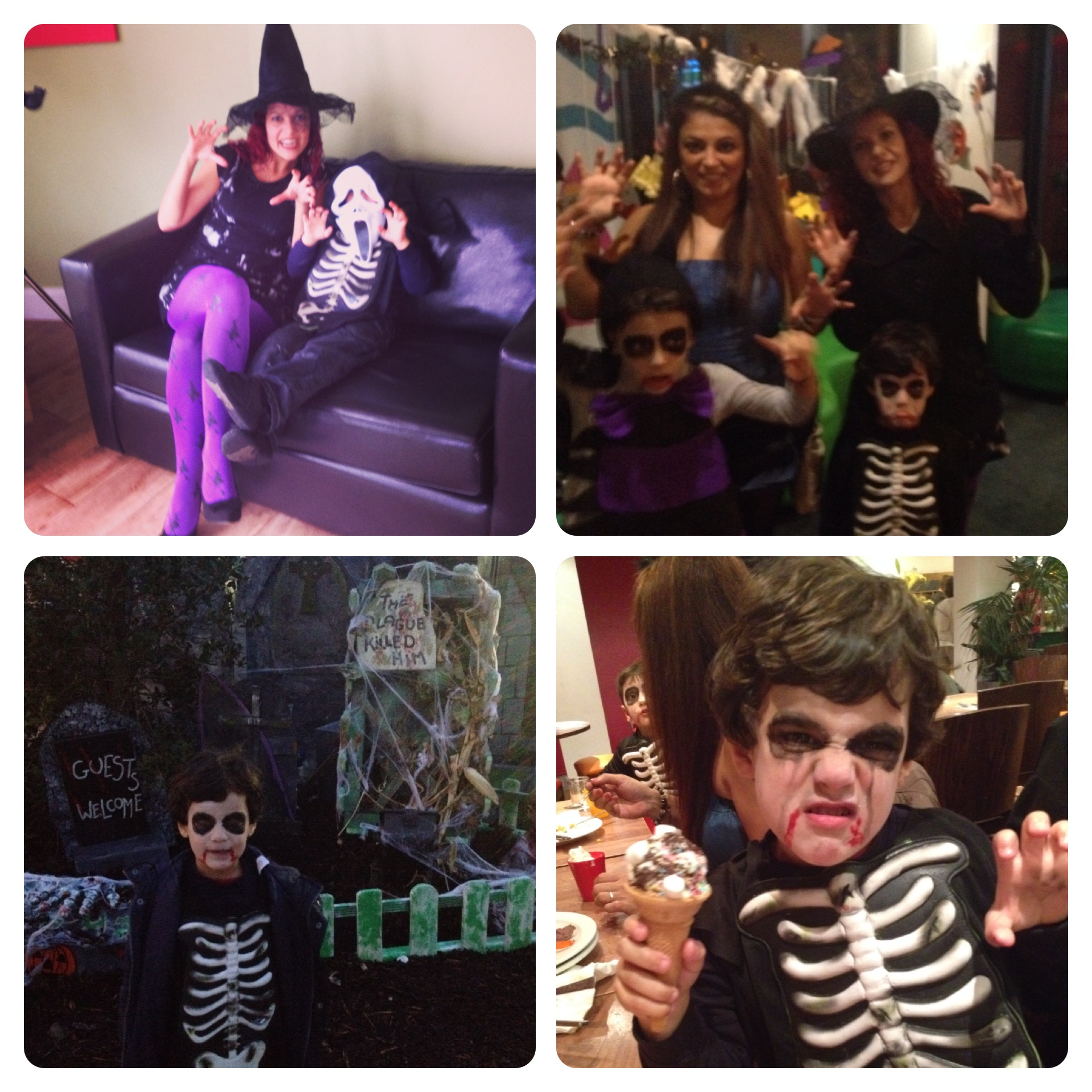 Halloween at Butlins
