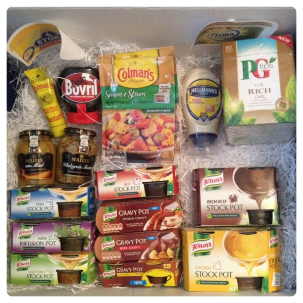 Unilever Kitchen Hamper