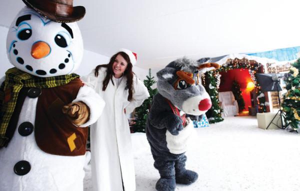 Winter Wonderland at Butlins