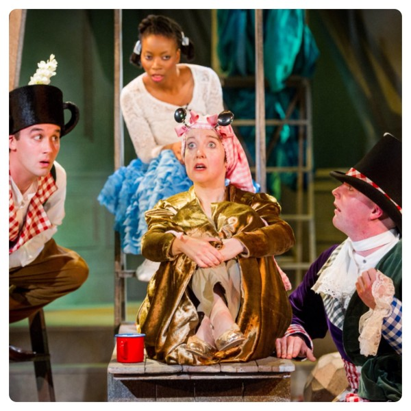 Alice's Adventures in Wonderland at Polka Theatre