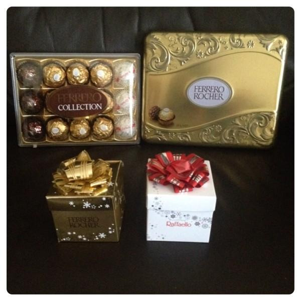 Ferrero Gift Sets