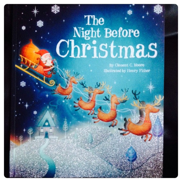The Night Before Christmas by Clement C More