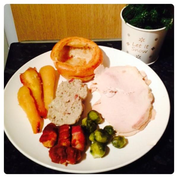Pre-Christmas Meal
