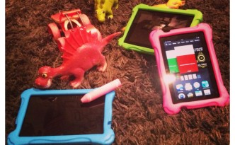 Child-Friendly Kindle Fire HDX
