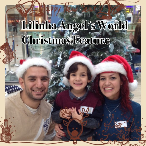 Lilinha Angel's World Christmas Feature