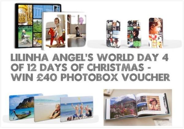 Day 4 Photobox Voucher