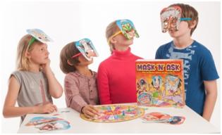 Drumond Park Mask N Ask