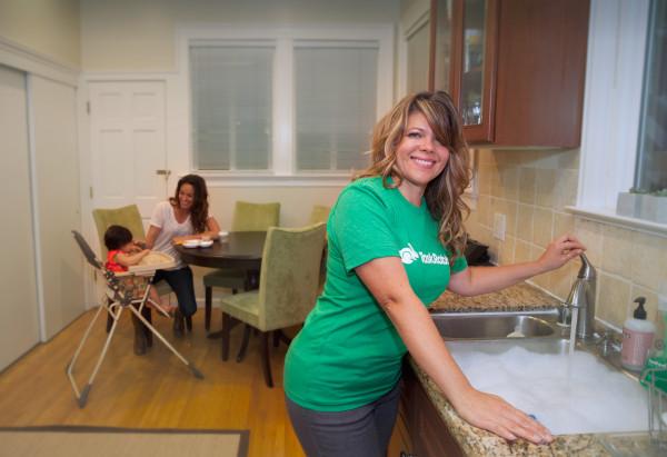 TaskRabbit House Cleaning Tasker