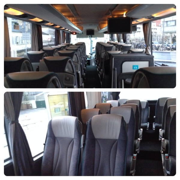 iDBUS – Premium Long Distance Coach
