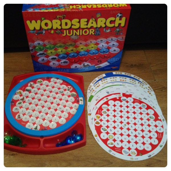 Drumond Park Wordsearch Junior Game