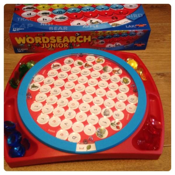 Wordsearch Junior by Drumond Park