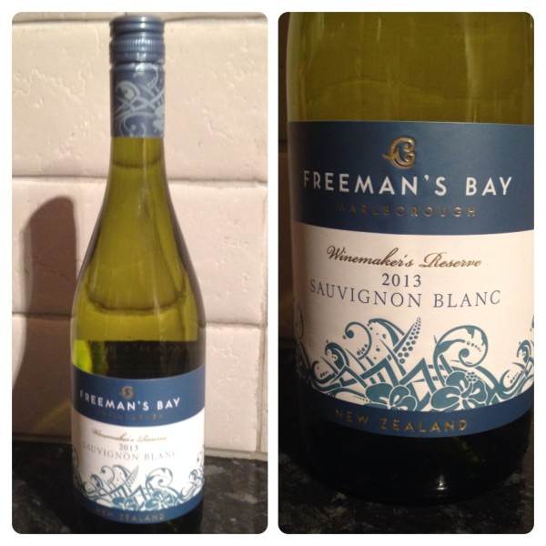 Freemans Bay Sauvignon Blanc