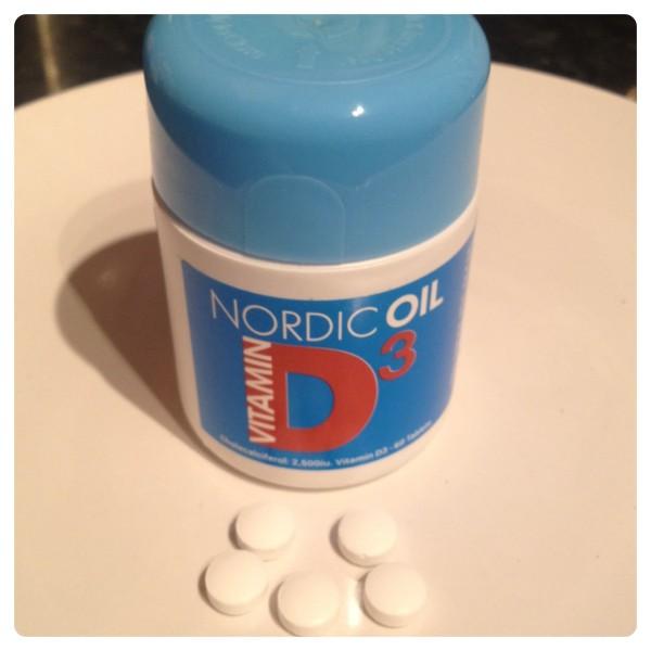 Nordic Oil Vitamin D3
