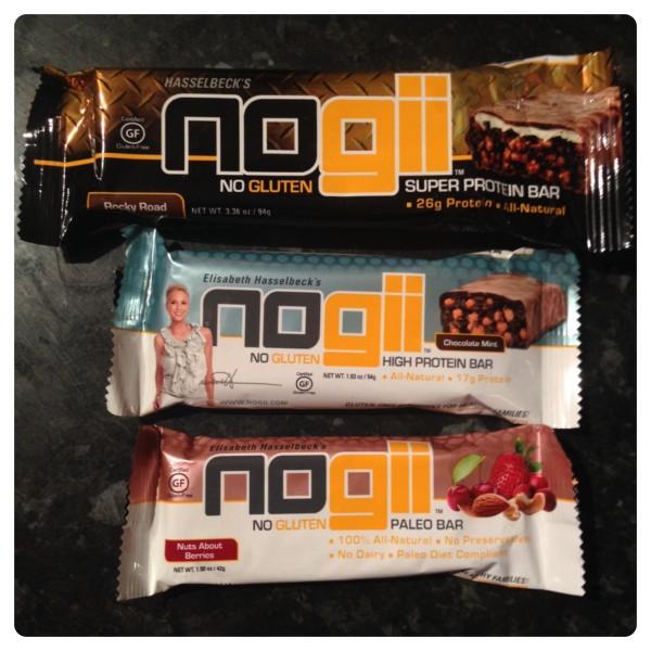 Nogii Health Bars