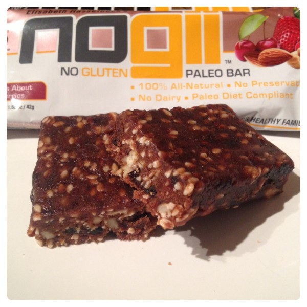 Nogii Paleo Diet in Nuts About Berries