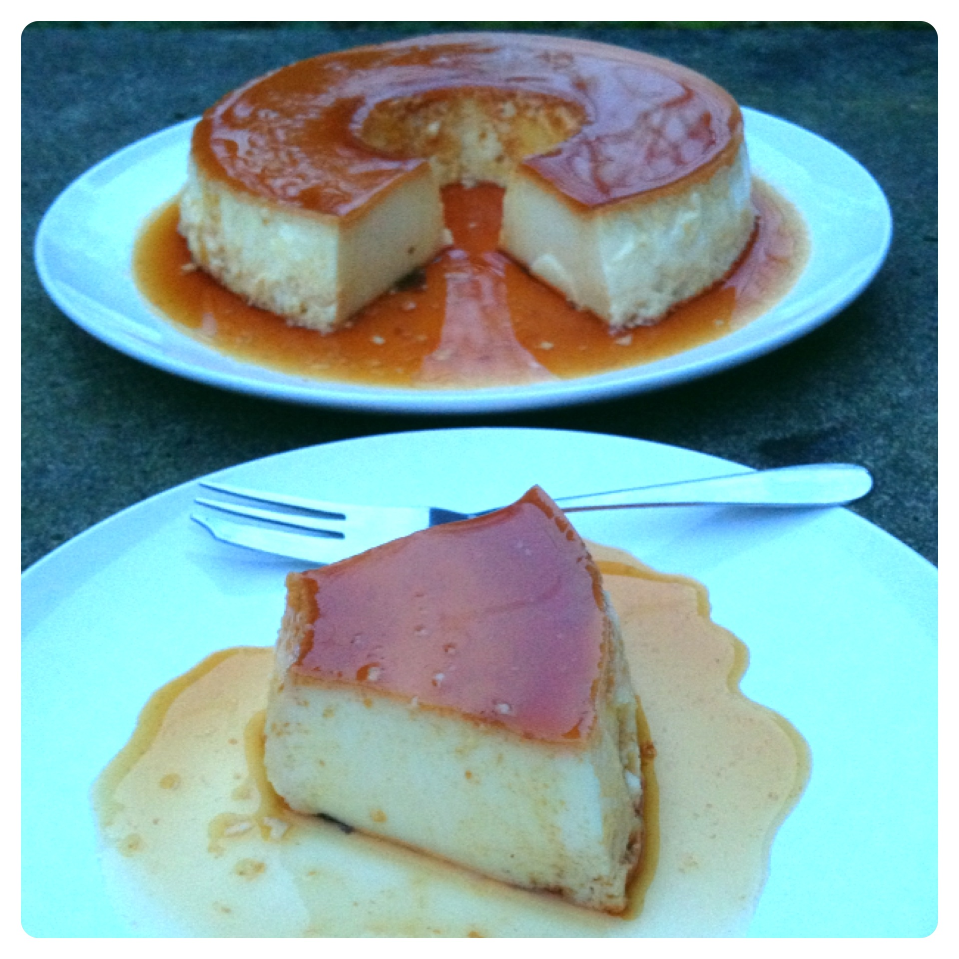 Brazilian Flan (Pudim De Leite Condensado) Recipe — Dishmaps