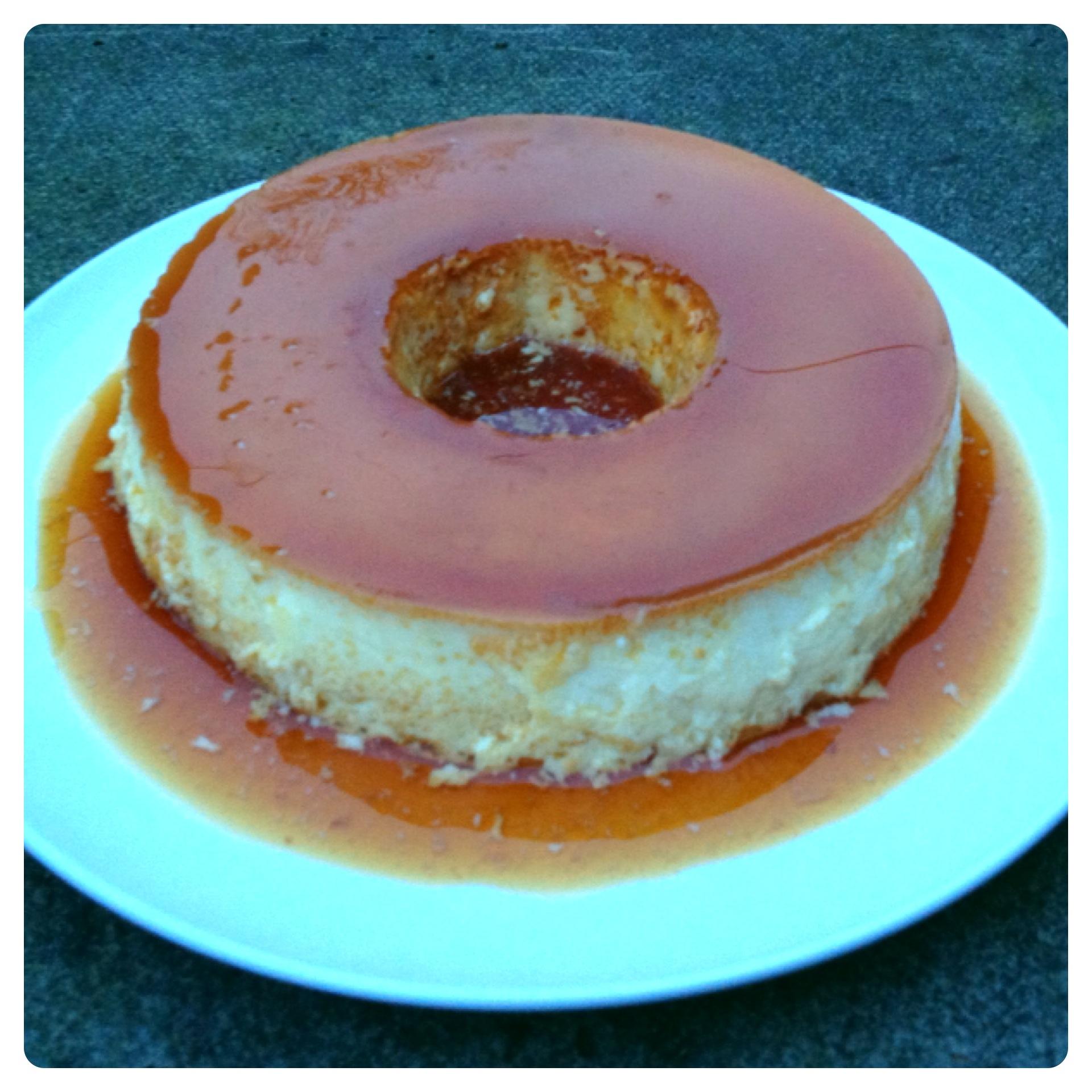Brazilian Creme Caramel Recipe: Pudim de Leite Condensado ...