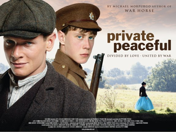 Private Peaceful DVD cover