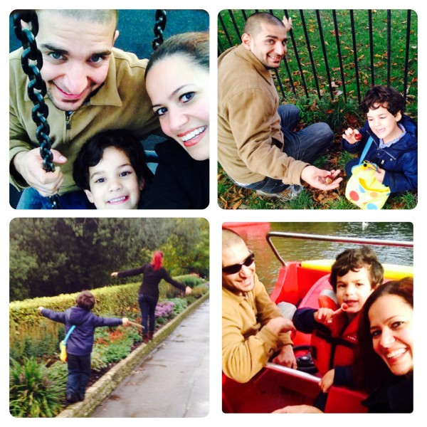 Family Fun Days at the Park and Pedalling