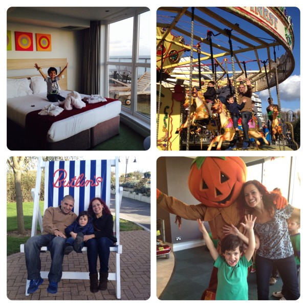 Family Holiday at Butlins
