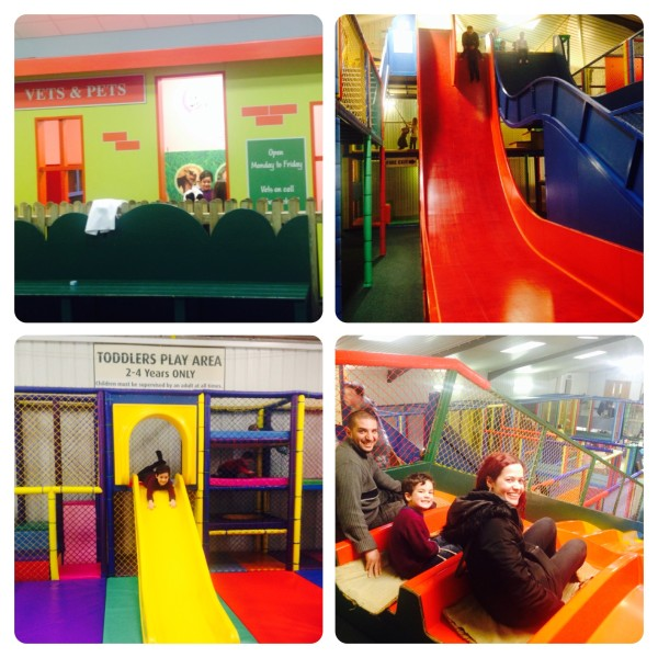 Toddler Town and Woolly Jumpers Indoor Play Barn