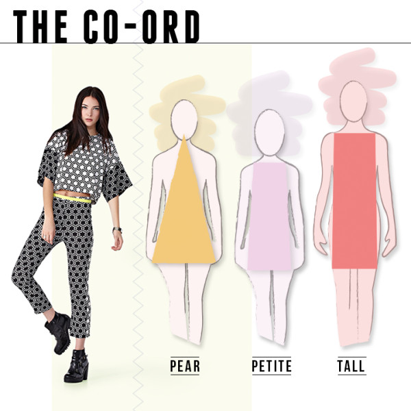 Boohoo The co-ord