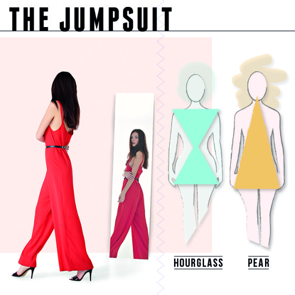 Boohoo The jumpsuit