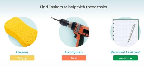 TaskRabbit Tasks