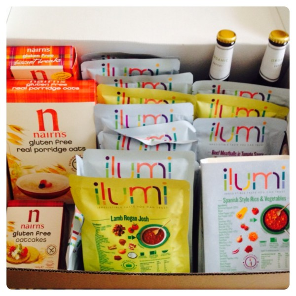 Go Gluten Free with Ilumi