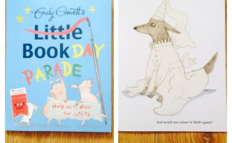 Emily Gravett's Little Book Parade