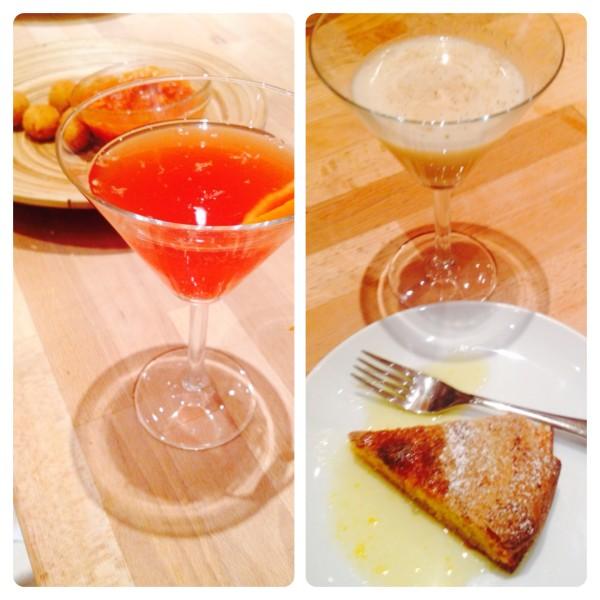 La Cucina Caldesi: Pizzette & Cocktails